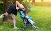 ¿Tu bebé te quita tiempo de entrenamiento?