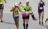 El lado más sufrido de la Maratón de Boston