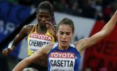 Belén Casetta en la final