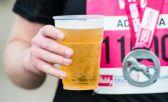 alcohol vs running