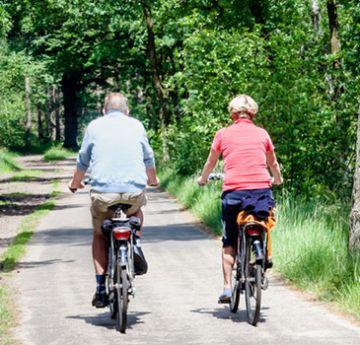 Pedalar na velhice reduz risco de diabetes