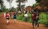 el país en el que se prohibió el running