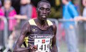Un atleta paralímpico contratado para correr