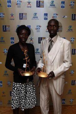 Mejores maratonistas del año: Kenia se lleva el premio