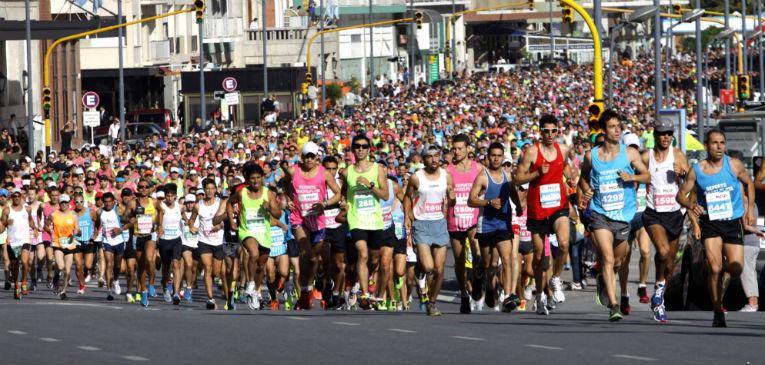 alimentacion semana antes de una media maraton