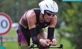 El triatleta argentino radicado en Brasil cum