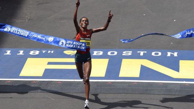 Análisis de la elite femenina de maratón
