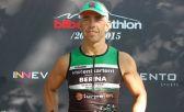Berna Angulo, triatleta sin peronés