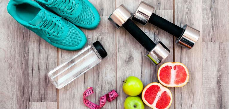 Resultado de imagen de dieta y ejercicios