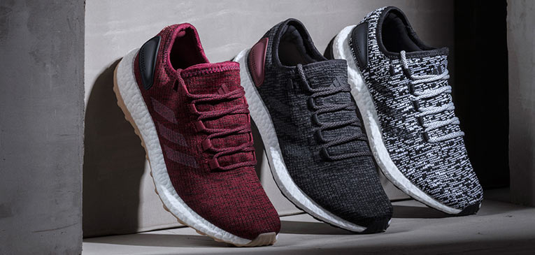 huge discount 4f13f 4eed0 adidas Pure Boost  ¿sirven para correr