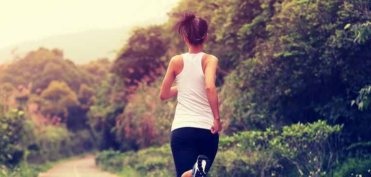 Cuanta distancia debo correr para bajar de peso