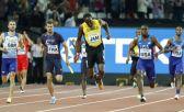 Bolt se lesiona