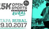 15K Open Sports Etapa Rural