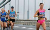 Sara Dossena llegó a liderar la Maratón de New York