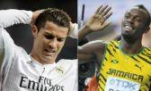 jugadores de fútbol vs corredores