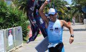 Junior Mansilla ganando el half de Termas de Rio Hondo