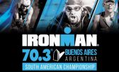 Ironman 70.3 Buenos Aires 2018