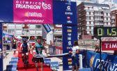 el triatlon olímpico de Mar del Plata fue cancelado