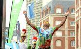 Galíndez brilló en el Ironman Mar del Plata (Ironman Argentina)