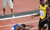 Según Gatlin, Bolt volverá a competir