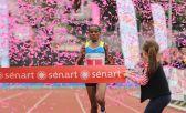 Zenash Gezmu, en acción
