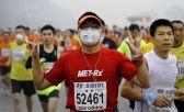 Entrenar con contaminación. Pekín, un gran ejemplo.