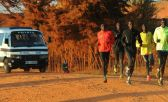 Entrenar en Kenia no está condicionado por l