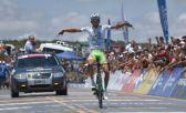 Nájar voló en la Vuelta a San Juan