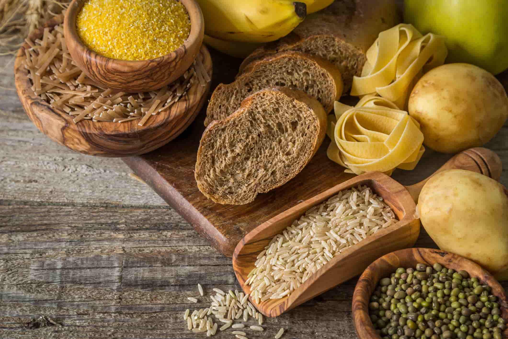 cuales son los mejores alimentos con hidratos de carbono