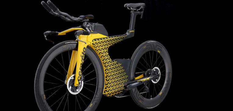 Cervélo P5x Lamborghini La Bici De Triatlón Más Exclusiva Del Mundo