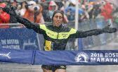 Desiree Linden y un triunfo muy esperado.