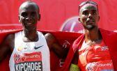 Kipchoge y Mo, grandes protagonistas de la Maratón de Londres