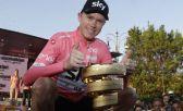 Chris Froome hace historia y gana el Giro