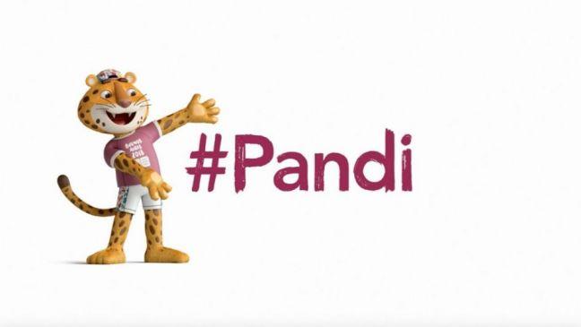 Pandi La Mascota Oficial De Los Juegos Olimpicos De La Juventud