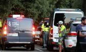 Un ciclista chocó contra una cabra en Mallorca