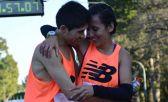 Los Fernández brillaron en la Maratón Internacional de la Bandera 2018 (foto:Gustavo Fernández Facebook oficial)