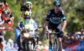 Chris Froome fue absuelto por un caso de doping en La Vuelta a España