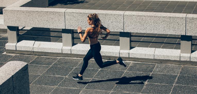 Correr, uno de los ejercicios cardiovasculares por excelencia
