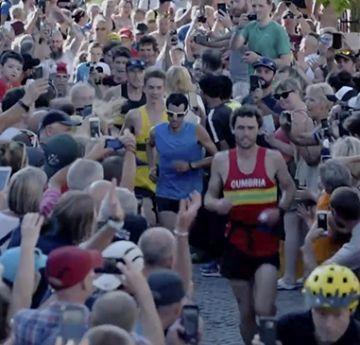 El espectacular video de Kilian Jornet en tierras británicas