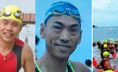 Triatlón trágico en Port Dickson, Malasia