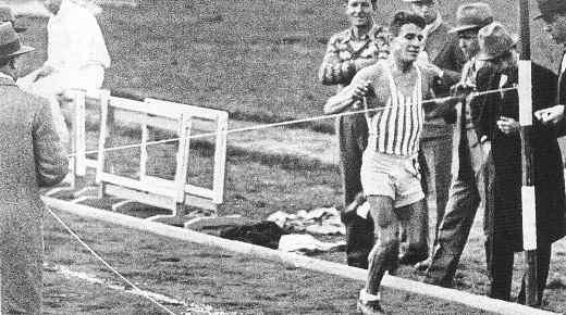 Zabala, uno de los motivos por el cual se celebra el día del maratonista argentino