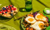 Alimentación para crossfit: así desayunan los top