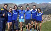 Los representantes argentinos en el mundial de montaña