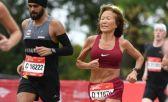 Jeannie Rice, nuevo récord a los 70 años