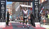Weiss ganó el Ironman Mar del Plata