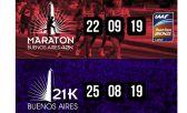 Confirmadas las fechas para la Maratón de Buenos Aires 2019 y los 21k porteños