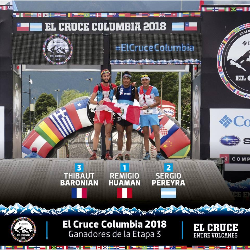 Remigio Huamán volvió a ganar El Cruce