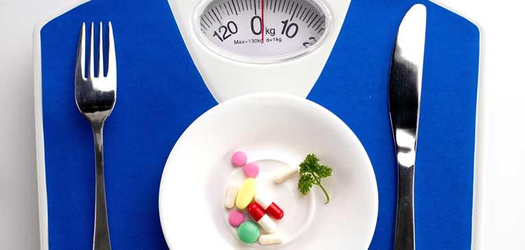 Productos milagrosos para bajar de peso y sus consecuencias de fumar