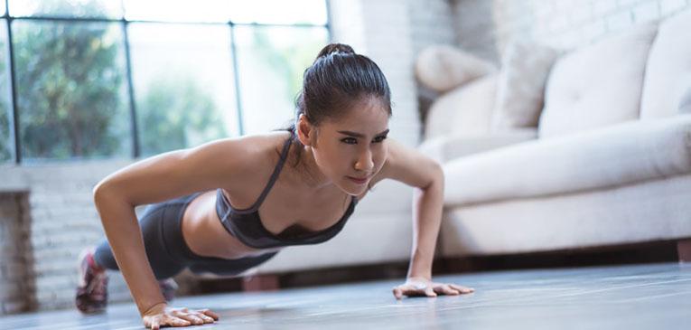 mejorar flexiones de triceps