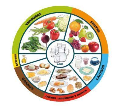 Pirámide Alimenticia Qué Función Cumple Cada Grupo Para Los Corredores
